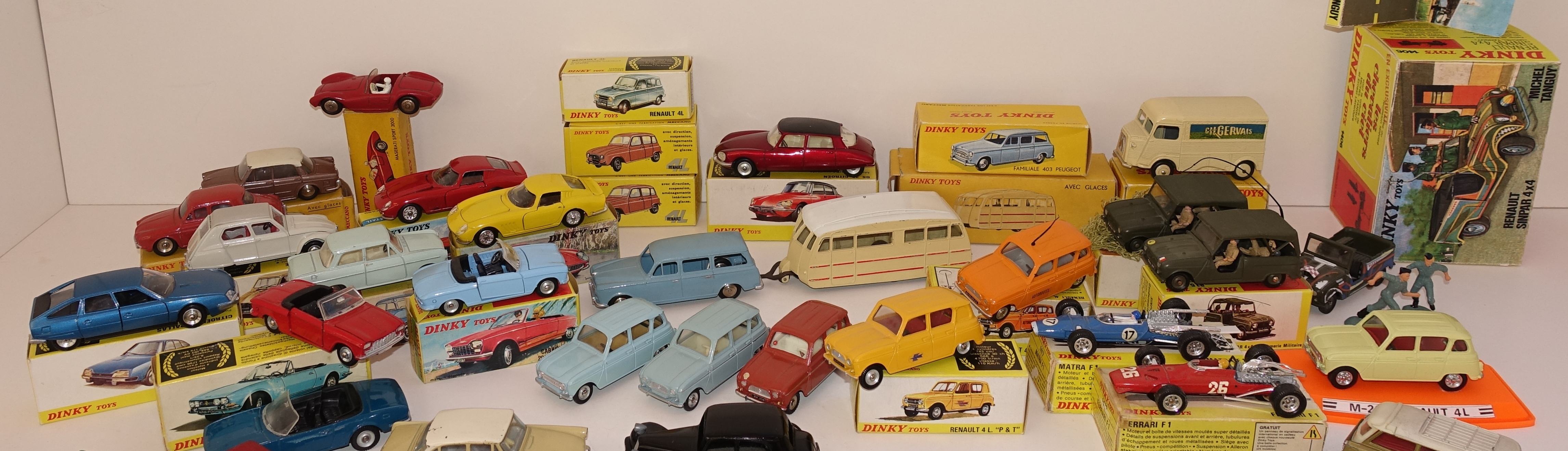 1 Dinky Toys France boxed